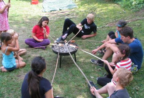FerienAktionsNetzwerk –  Kinderferienbetreuung in Jebenhausen Sommerferien 2013