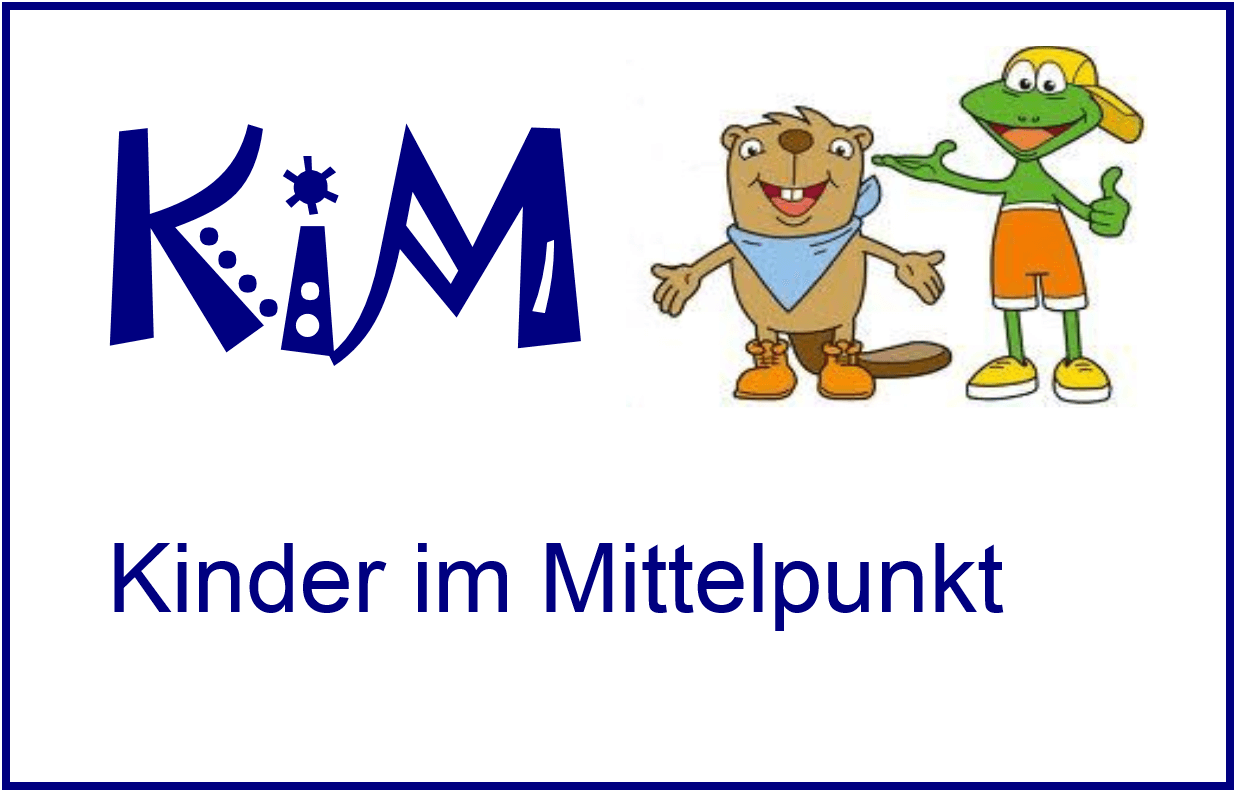 Kinder im Mittelpunkt Logo