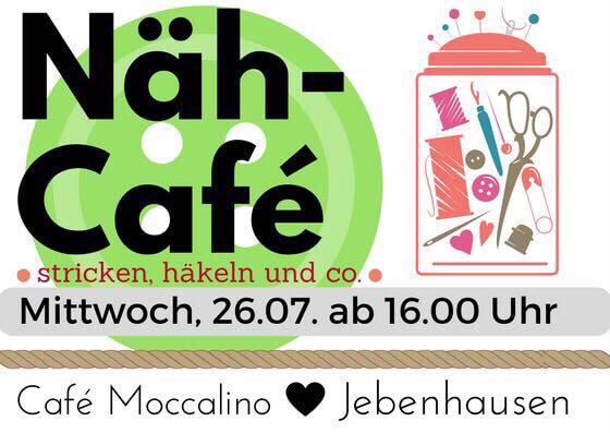 Näh-Café am 26.07.
